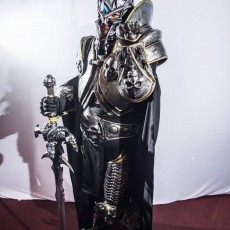 This print has been uploaded by Eduardo Pereira Martiniano Pimentel, Frostmourne and Lich King Armor full 3D print
