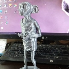 This print has been uploaded by Shirley Blanchard, I have printes Dobby the elf on my M3D micro printer I love it