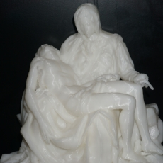 This print has been uploaded by : 3d Makers Factory : Pietà in St. Peter's Basilica, Vatican