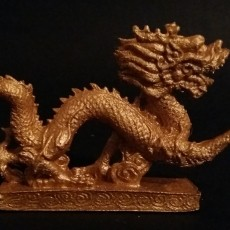 Picture of print of Dragon
