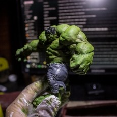 This print has been uploaded by : Felipe Acuña Viera : Boy that was fun to make