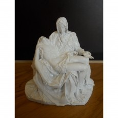 This print has been uploaded by : Fragnières Emmanuel : Printed with White ABS 200µm layers lightly smooted with acetone