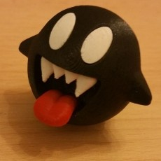 Picture of print of BOMB BOO!