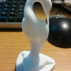This print has been uploaded by : David Gardner : Thank you for the beautiful model!  (printed at 150 microns)