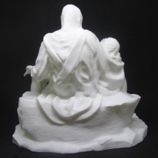This print has been uploaded by : Paulo Ricardo Blank : Minibot 120 3D Printer Layer 0.15mm Nozzle 0.3mm 12h print time 76g White PLA