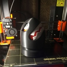 This print has been uploaded by : matt b : Printed a big boy bullet bill. 140%