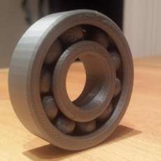 Picture of print of Impossible Bearings Mini