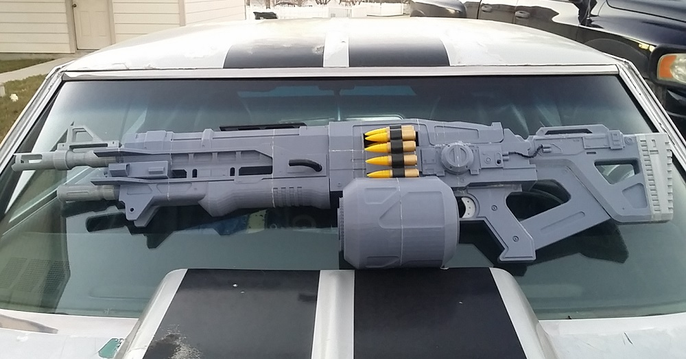 Picture of print of Thunderlord From Destiny This print has been uploaded by Taylor Stull