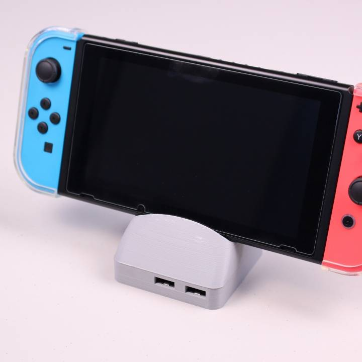 Picture of print of Mini Nintendo Switch docking station This print has been uploaded by Jaime Paredes