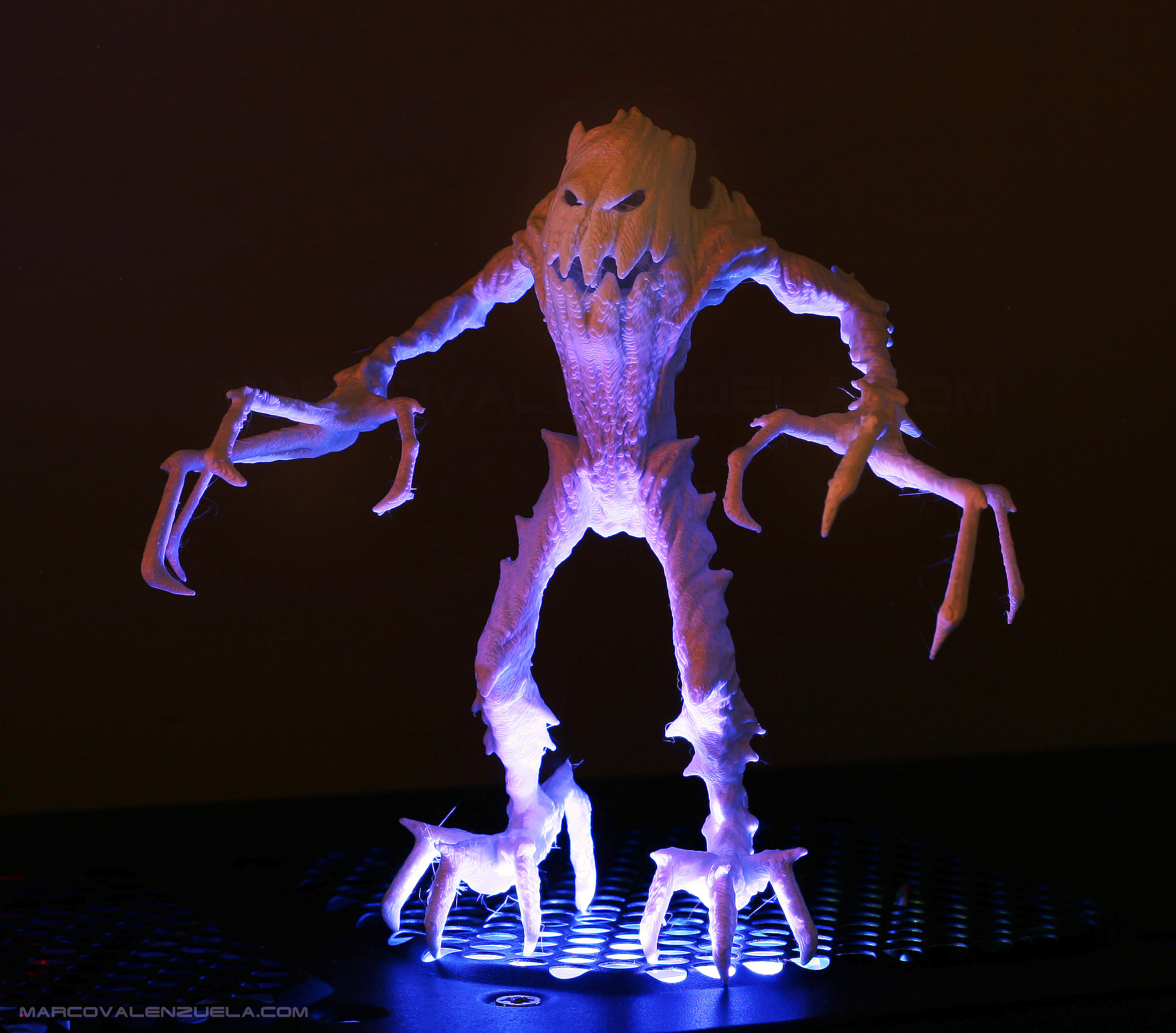 Picture of print of Pumpkin's Wraith Figurine This print has been uploaded by Marco Valenzuela