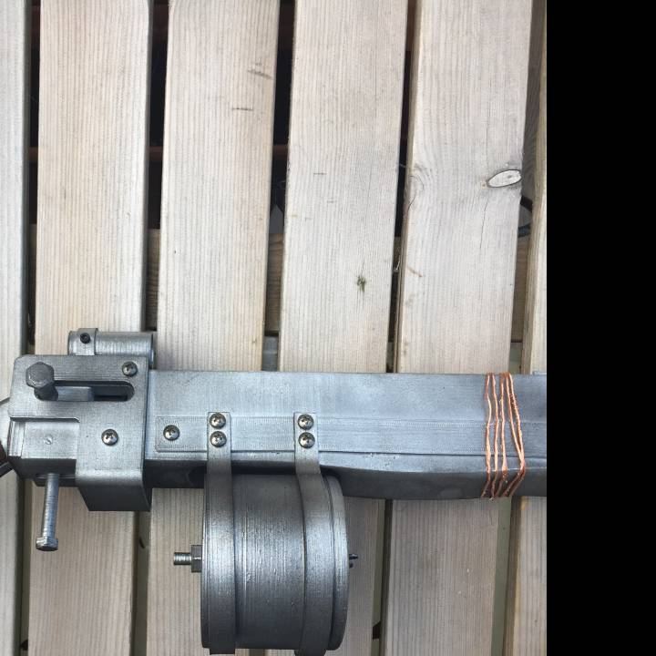 Picture of print of Fallout 4 - Pipe Pistol Cet objet imprimé a été téléchargé par Victor Pons