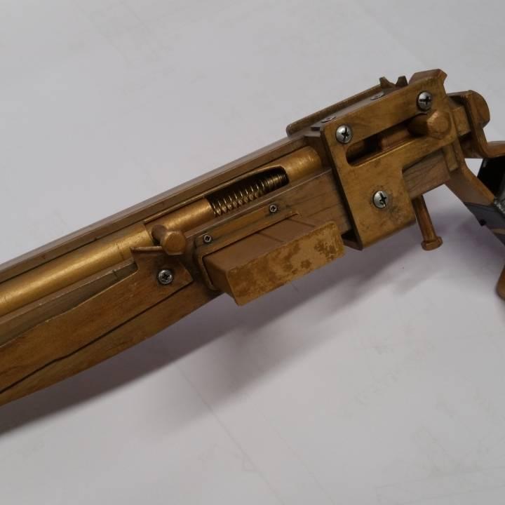 Picture of print of Fallout 4 - Pipe Pistol Cet objet imprimé a été téléchargé par Daniel Lilygreen