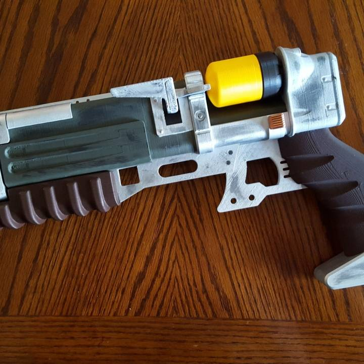Picture of print of Fallout 4 - Laser Pistol This print has been uploaded by Bill Osuch