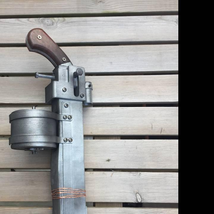 Picture of print of Fallout 4 - Pipe Pistol Esta impresión fue cargada por Victor Pons