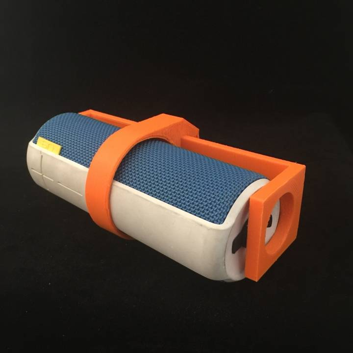 Picture of print of UE Boom Wireless Bluetooth Speaker Belt Clip This print has been uploaded by John Fitzpatrick
