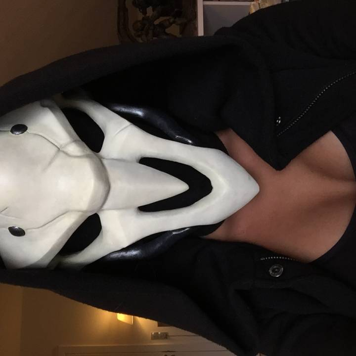 Picture of print of OverWatch's Reaper Mask! This print has been uploaded by Ulrikke Stendorf