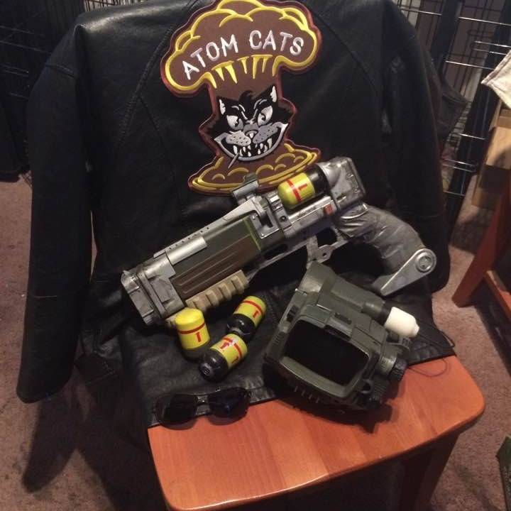 Picture of print of Fallout 4 - Laser Pistol This print has been uploaded by Chris Tuffley