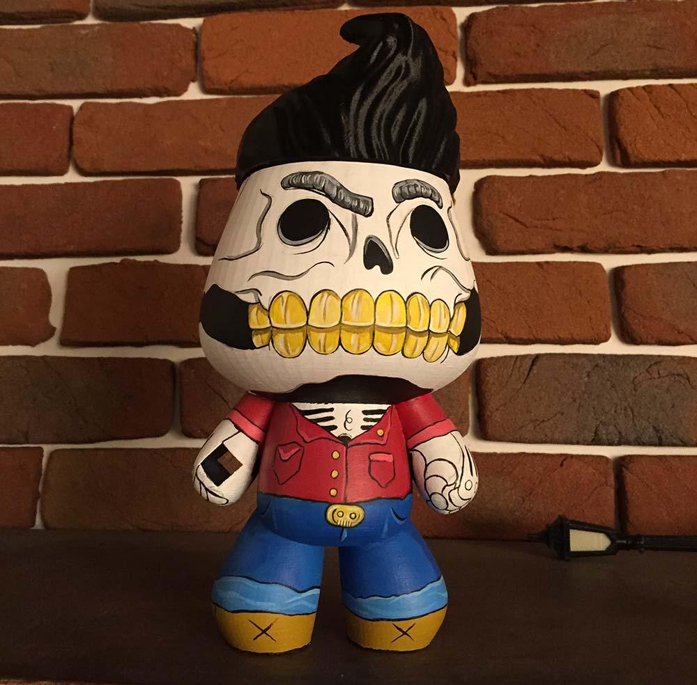 Picture of print of Joenny - 3D printed DIY Toy Dieser Druck wurde hochgeladen von Rees