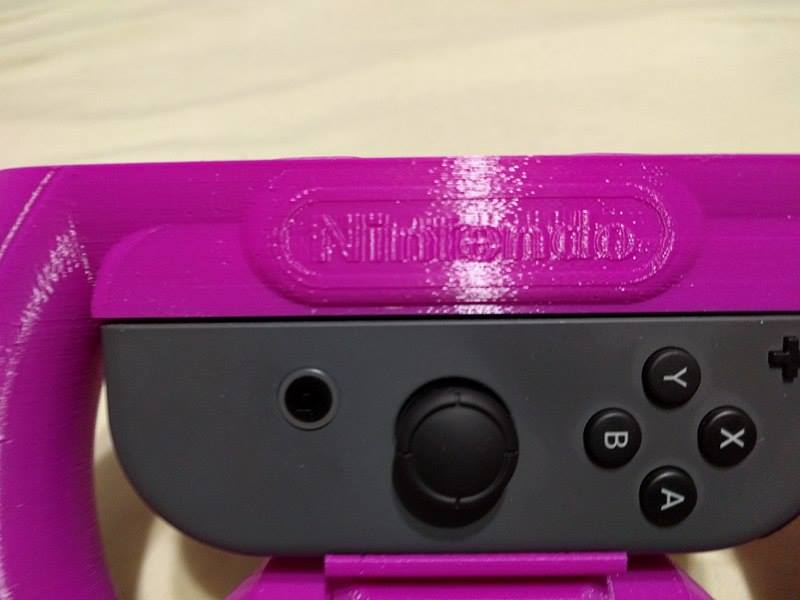 Picture of print of Nintendo Switch Joy-Con Wheel Pro This print has been uploaded by William Neal