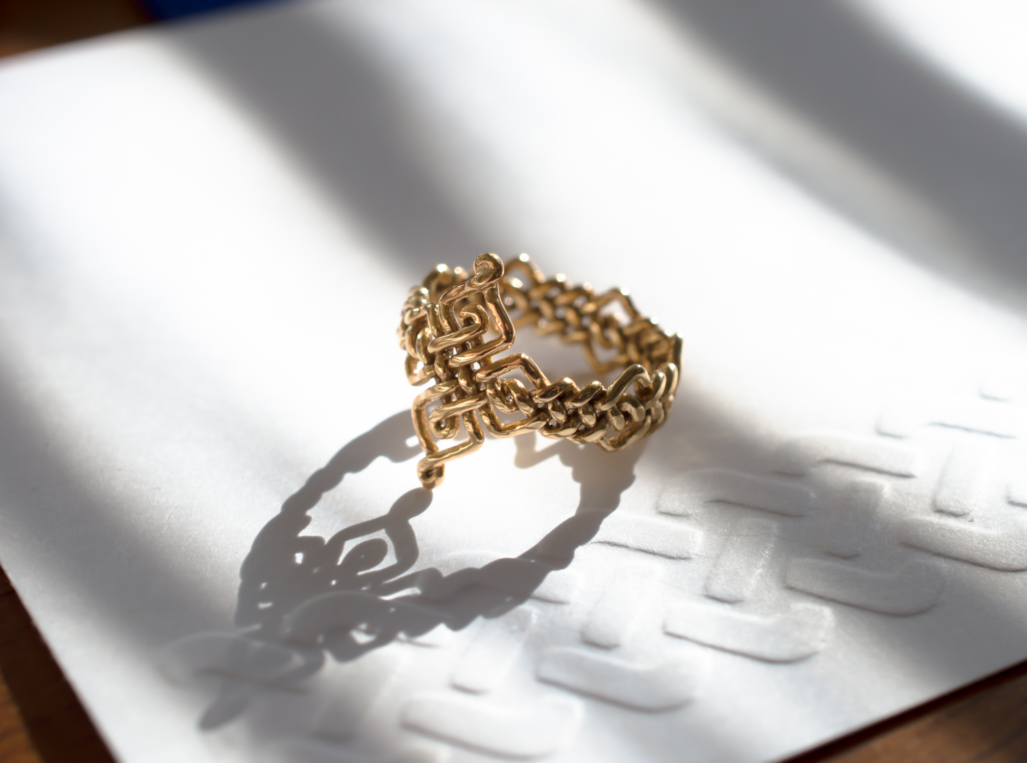 Picture of print of Celtic Ring This print has been uploaded by John Allwine