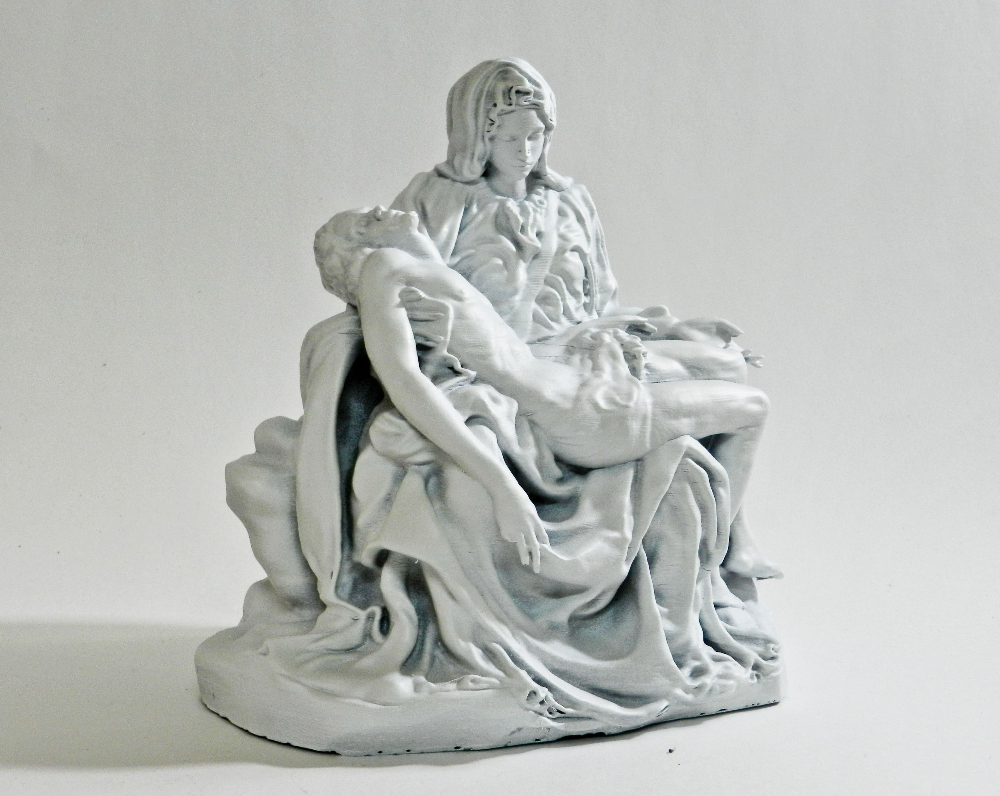 Picture of print of Pieta in St. Peter's Basilica, Vatican This print has been uploaded by Martin PMP