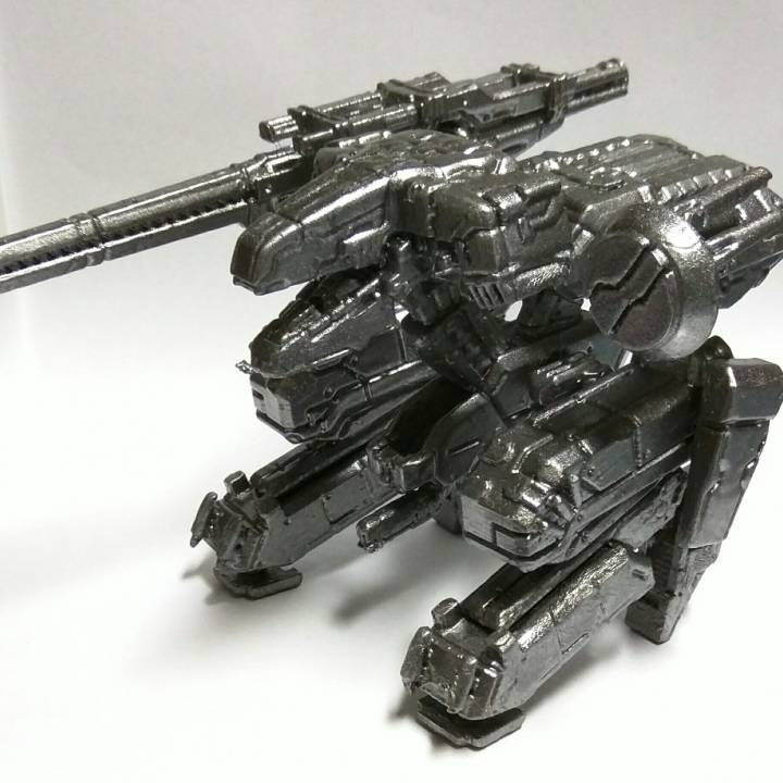 Picture of print of Metal Gear REX This print has been uploaded by BMan
