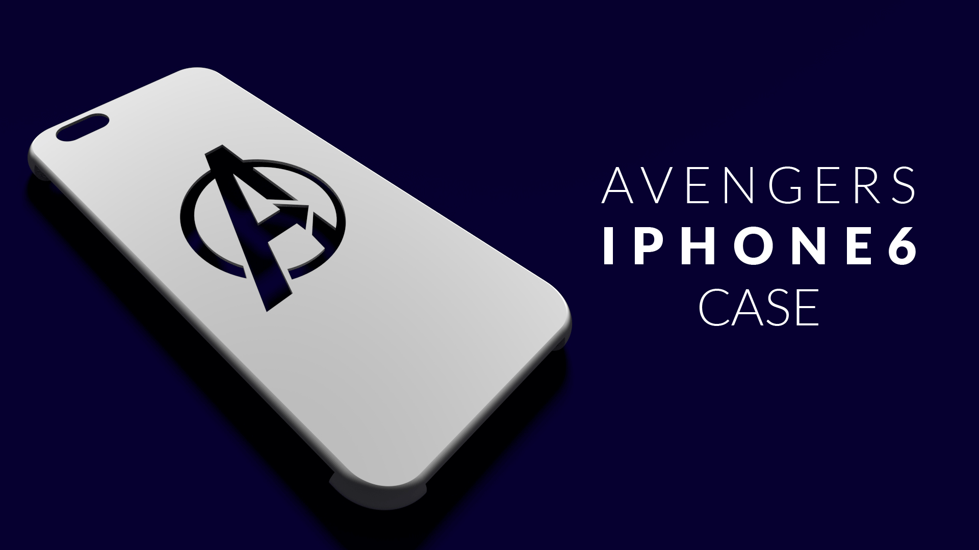 Picture of print of Avengers iPhone 6 Phone Case This print has been uploaded by Hung-Manh NGUYEN