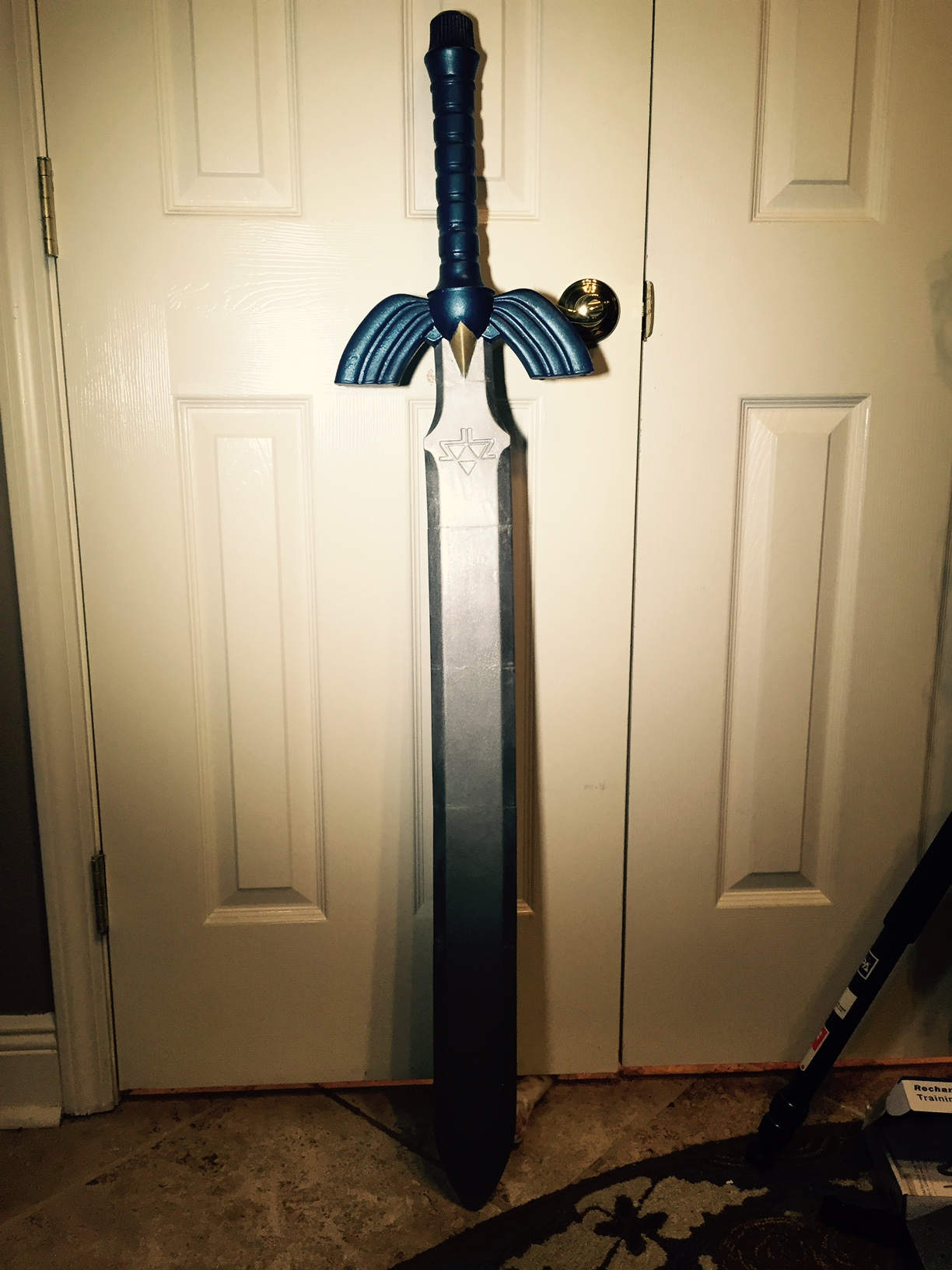 Picture of print of Zelda Master Sword This print has been uploaded by Ahmed Jaber