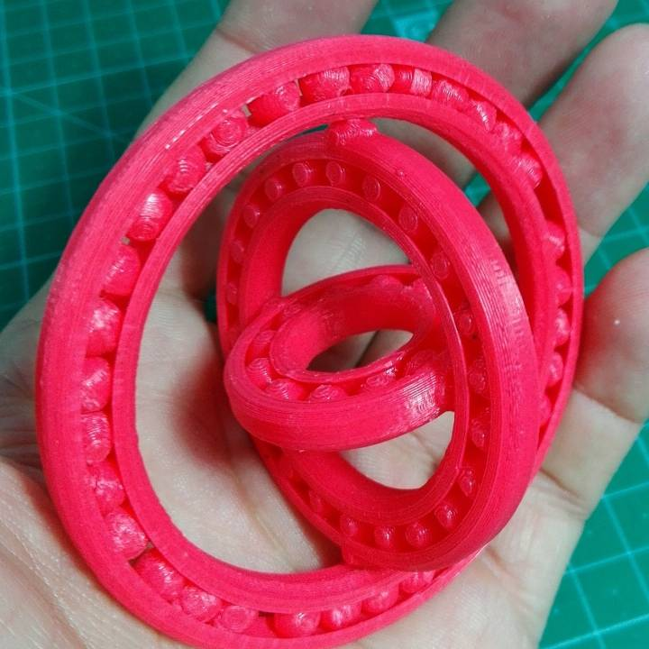 Picture of print of The Impossible Bearing 2.0 This print has been uploaded by Felipe Pinzón Mallol