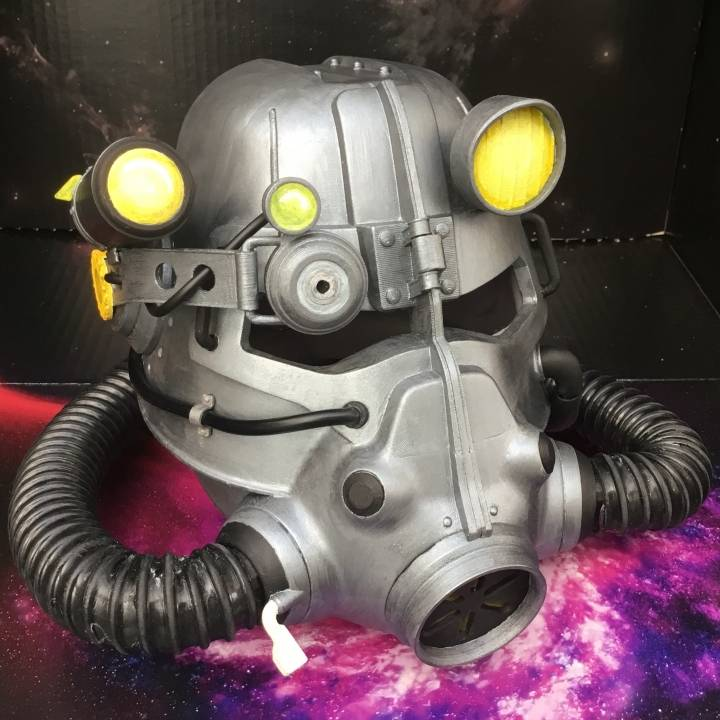 This print has been uploaded by Jon Self, Printed at 60 %, for my fallout display.