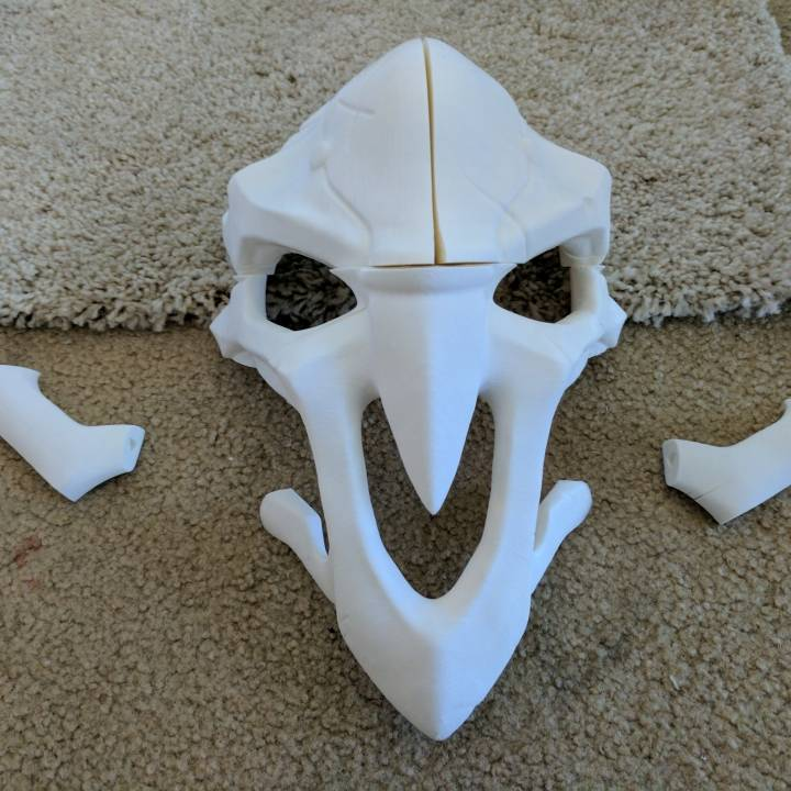 This print has been uploaded by Tim Carll, Great model, awesome result. Glued parts together with Bondo.