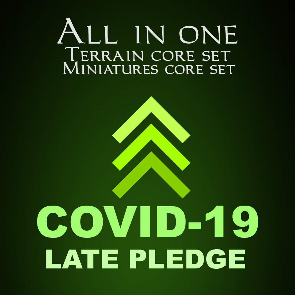 Covid-19 late pledge's Cover