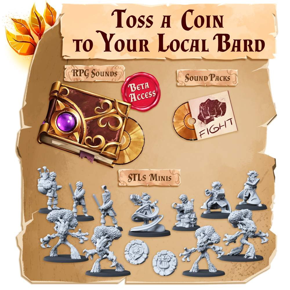 Toss a Coin to Your Local Bard's Cover