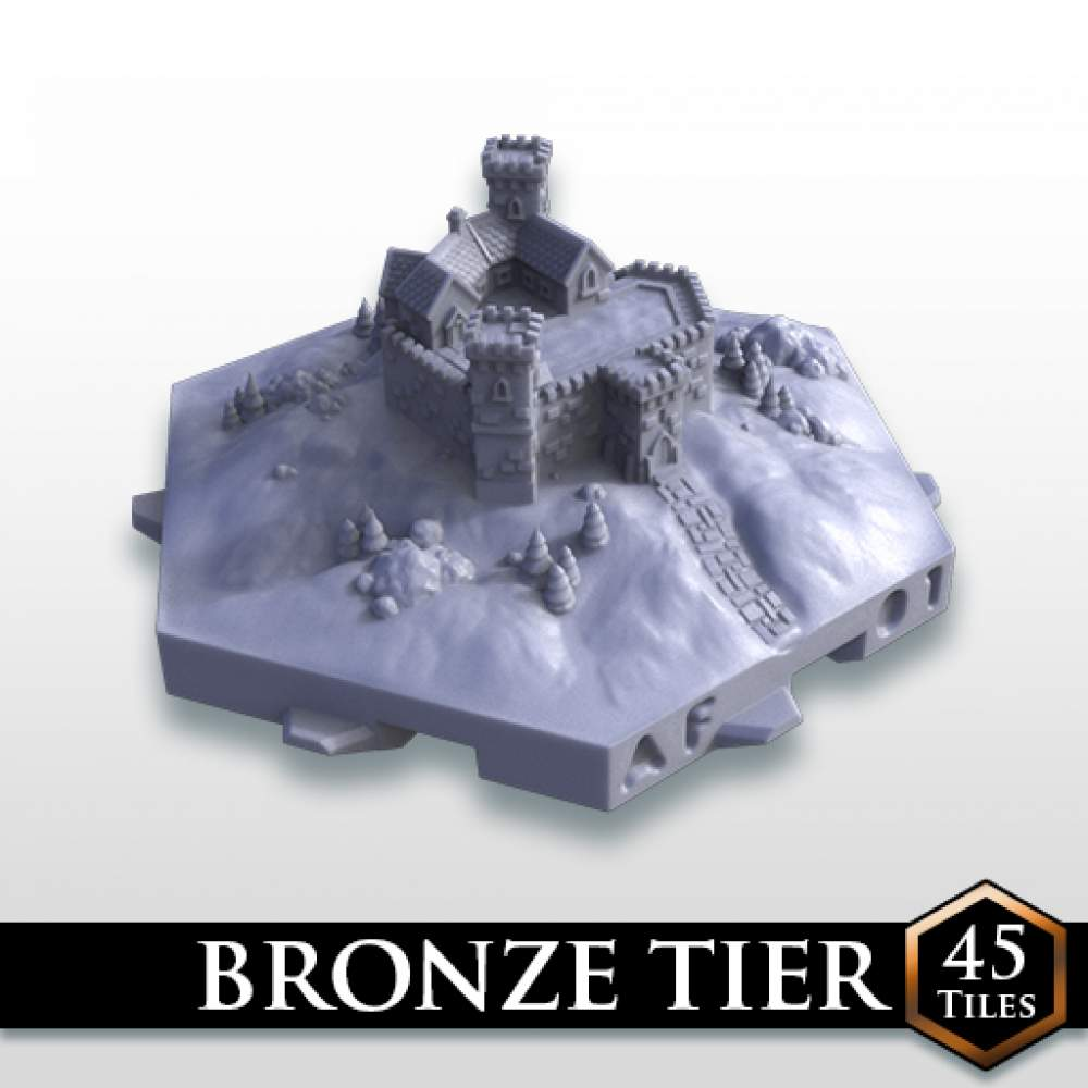Bronze Tier's Cover