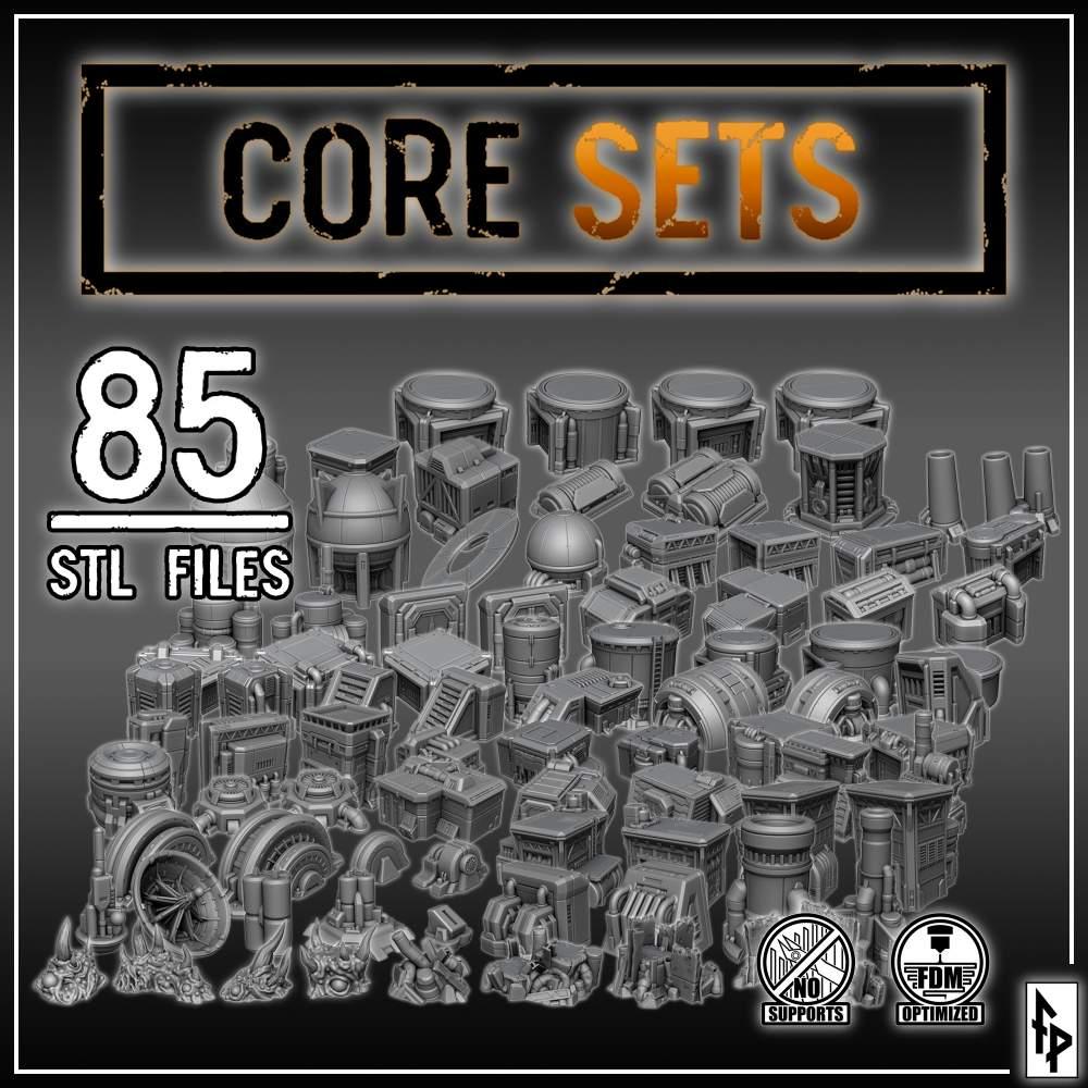 Core Sets's Cover