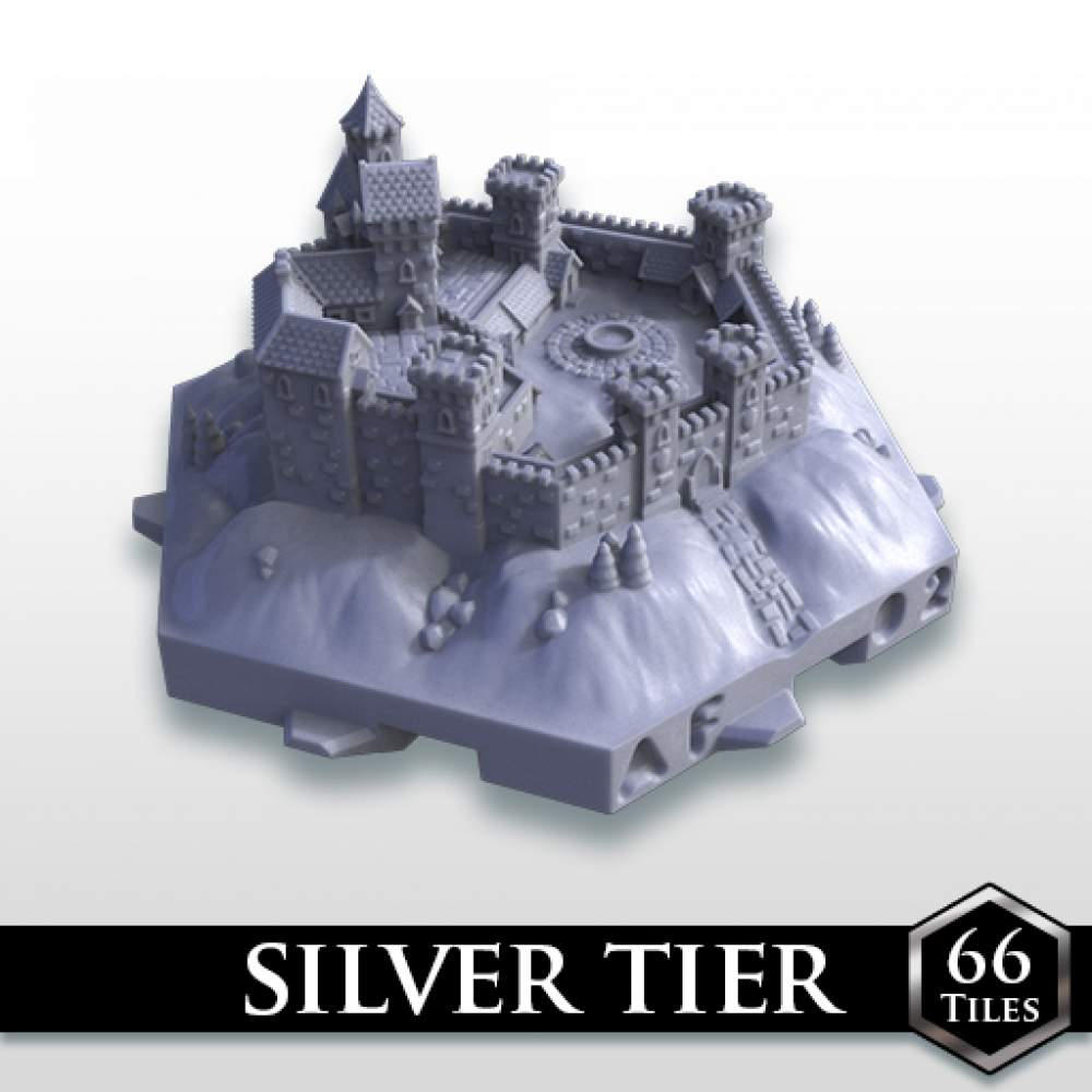 Silver Tier's Cover