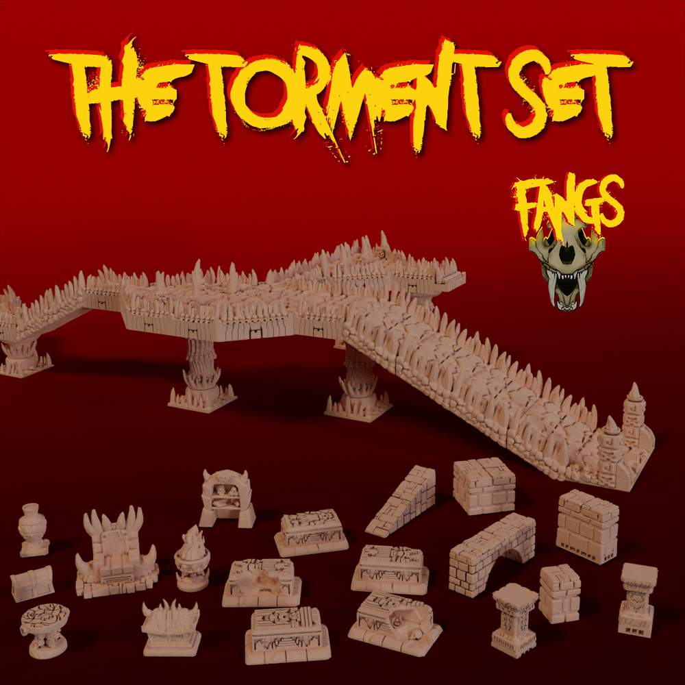 The Torment Set's Cover
