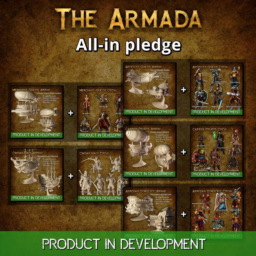 The Armada's Cover