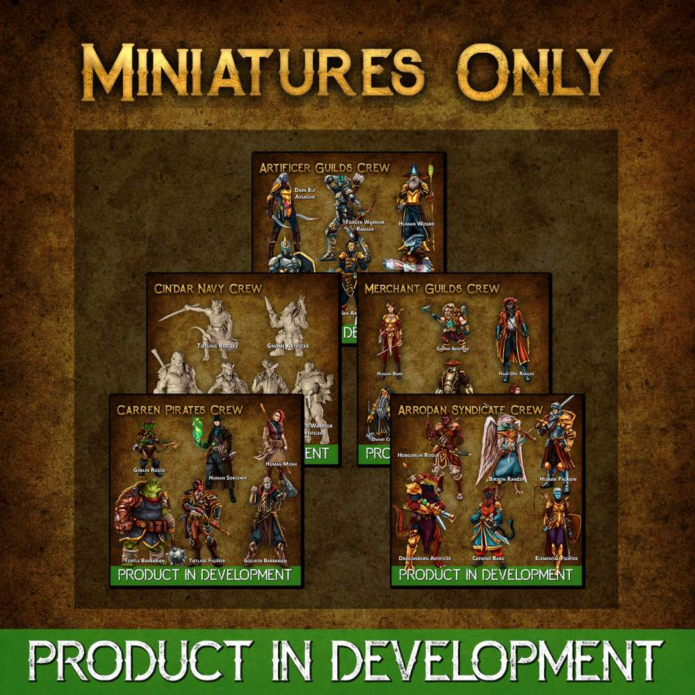 Miniatures Only's Cover