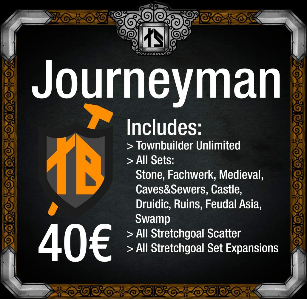Townbuilder Journeyman's Cover