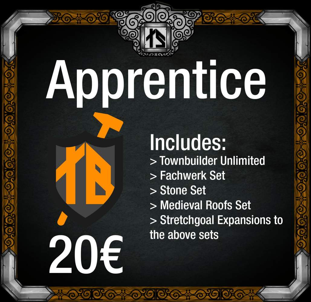 Townbuilder Apprentice's Cover