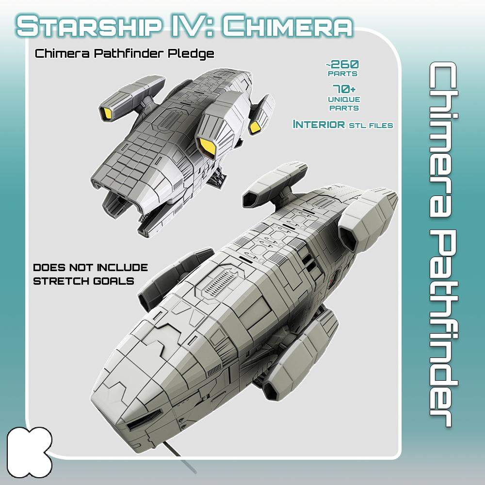 Chimera Pathfinder's Cover
