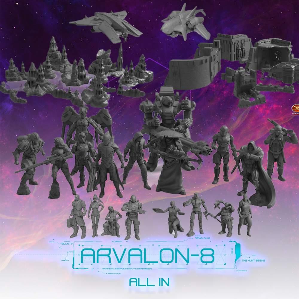 An Interstellar Deal, All-In Pledge (Under Development)'s Cover