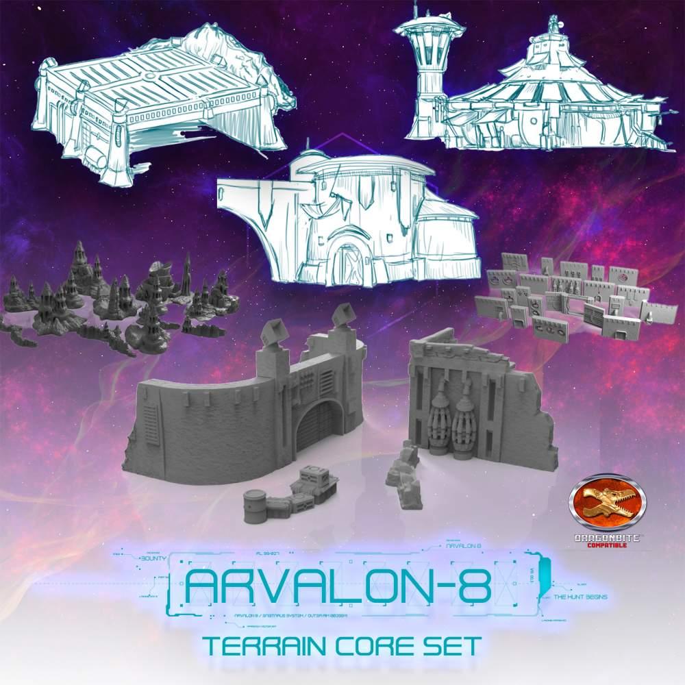 Terrain Core Set (Under Development)'s Cover