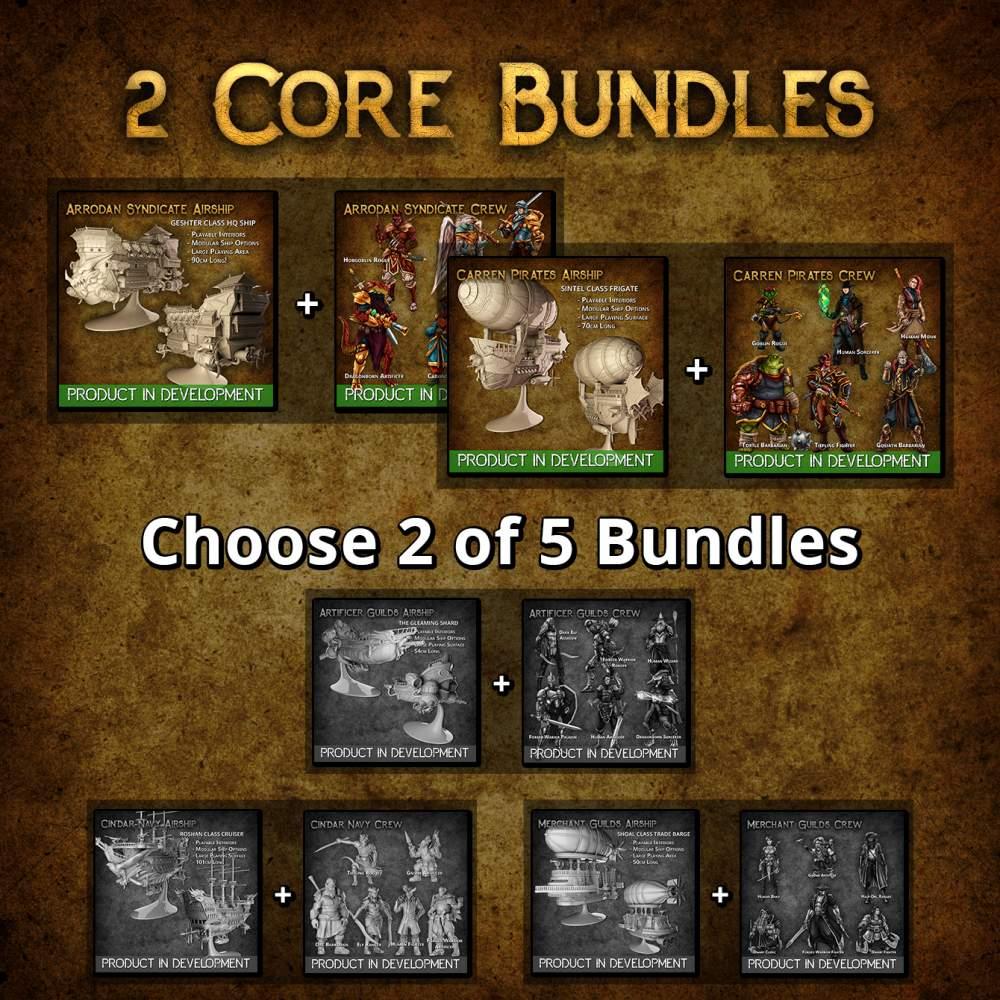 2 Core Bundles's Cover