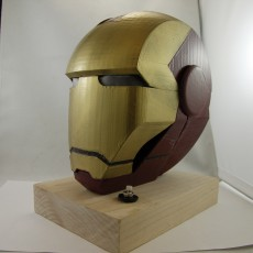 Picture of print of Iron man Inspired face mask