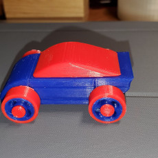 Picture of print of Phantom car