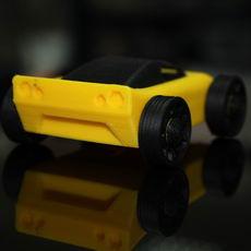 Twin Turbo Speedster