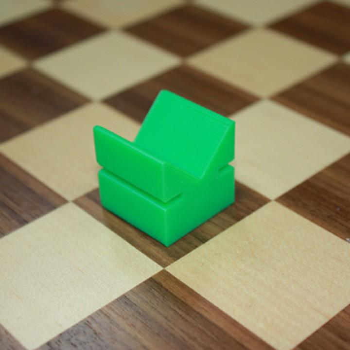 Cubinoid chess