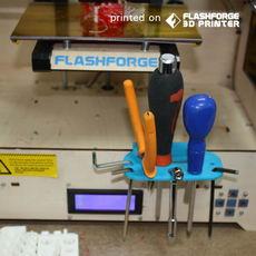 Flashforge Creator tool holder